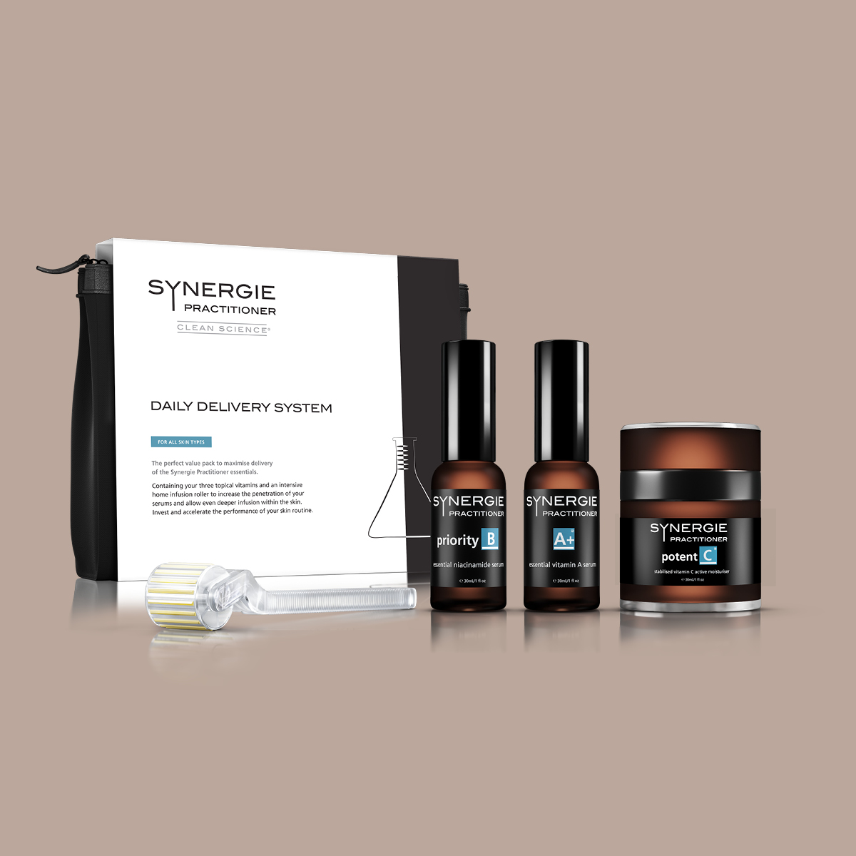 synergie skin practitioner