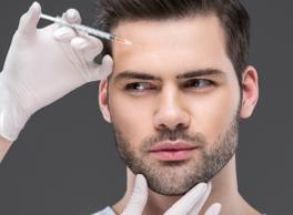 mens antiwrinkle injectables